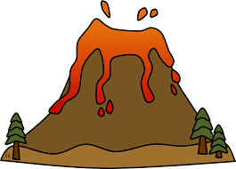 volcano animated gif free download clip art free clip art on