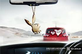 lexus uk advert lexus always keep a safe distance lexus ads