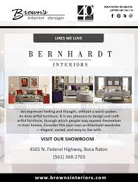 Leaders Furniture Boca Raton by What U0027s New Browns Interiors