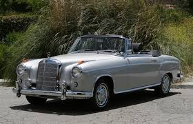 mercedes benz classic 1960 mercedes benz 220 se convertible by classic showcase