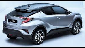 honda chr new toyota chr first look and toyota c hr