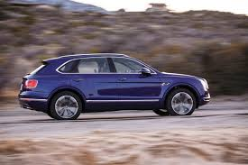 suv bentley 2016 2016 bentley bentayga review gtspirit