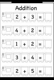 beginner addition u2013 5 worksheets free printable worksheets