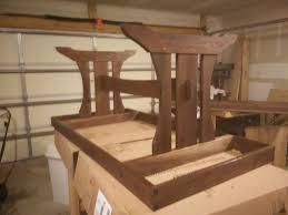 Walnut Trestle Table Paul Sellers Design By Gregjkm - Trestle table design