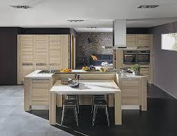 couleur mur cuisine bois couleur mur cuisine avec meuble bois pour decoration cuisine moderne