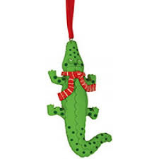alligator ornaments coastal products by region cape shore