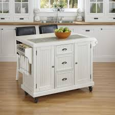 Wheeled Kitchen Island Kitchen Remarkable Wooden Kitchen Island With Stools On Four