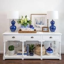 The  Best Hamptons Style Decor Ideas On Pinterest Hamptons - Beach style decorating living room
