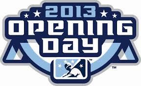2013 opening day blue rocks vs fredrick