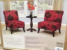wonderful accent chair and table set with 3 pc set 2 accent