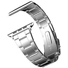 amazon apple watch black friday amazon com apple watch series 3 band oittm 42mm stainless steel