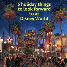 5 new disney world holidays things to look forward to