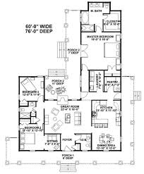 House With Floor Plans House Perspective With Floor Plan House Design Plans