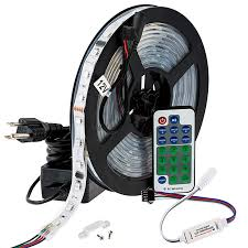 tape lights with remote outdoor rgb led strip light kit color chasing 12v led tape light