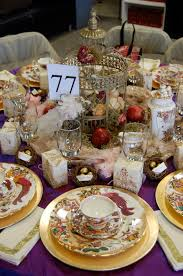 tea party tables one fabulous christmas tea party setting the tea table