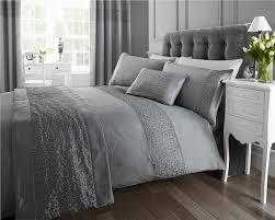 Grey Bedding Sets King Grey Bed Set Design Ideas Decorating