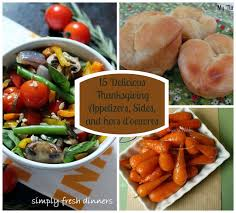 15 delicious thanksgiving appetizers sides and hors d oeuvres