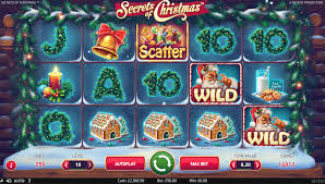 play free secrets christmas slot online netent casino slots