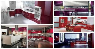 awesome red kitchen design ideas baytownkitchen modern with black