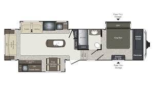 keystone laredo 325rl 5th wheel floor plan