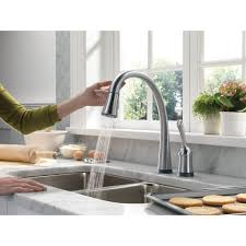 touch2o kitchen faucet build ca delta 980t ar dst pilar pullout spray touch kitchen