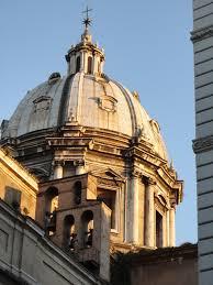 chi ha progettato la cupola di san pietro la cupola della chiesa di sant andrea della valle la prima cupola