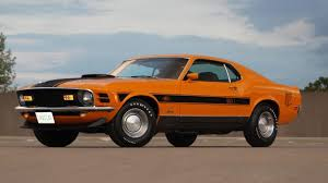 1970 Mustang Mach 1 Black 1970 Ford Mustang Mach 1 Twister Special S90 1 Kansas City 2015