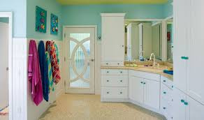 interior design for bathrooms your best options when choosing a bathroom door type