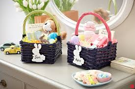 personalized basket create personalized easter baskets with rust oleum painter s touch