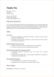 Sample Of Resume In Canada by 100 Example Of Resume Doc Current Resume Formats Best Free