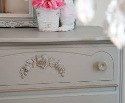 dressing up a classic french provincial with an easy to glue on