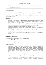 Teradata Resume Sample by Teradata Datastage Developer Resume Virtren Com