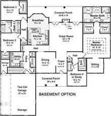 Amusing Single Level House Plans With Two Master Suites