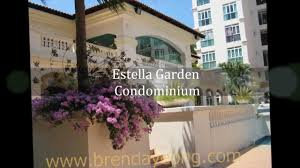 Estella Gardens Floor Plan Singapore Properties For Rent Estella Garden Condominium Brenda