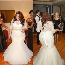 wedding dresses size 18 white ivory mermaid wedding dress bridal gown plus size custom 18