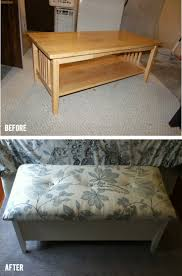 Diy Sofa Side Table Best 25 Refinished Coffee Tables Ideas Only On Pinterest