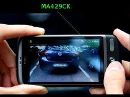 android license license plate detection android