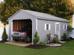buy economy single car garages in wood or vinyl see prices one car garage cost