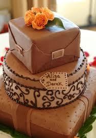 151 best wedding cake chocolate u0026 brown cakes images on pinterest