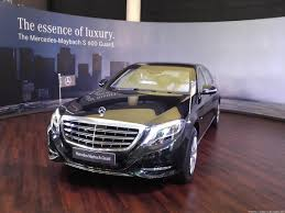 mercedes benz maybach official coverage mercedes benz launches s600 maybach guard