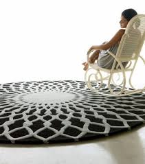 Unique Round Rugs Several Factors To Consider When Shopping The Perfect Round Rugs