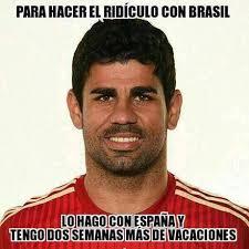 Diego Costa Meme - espanhol diego costa ressurge em memes que zoam a sele礑磽o