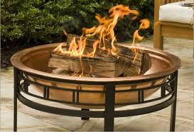 Copper Firepit Review Cobraco Copper Mission Bowl From Avantgardendecor
