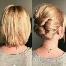 Hochsteckfrisurenen Hochzeit F Mittellange Haar by Bildergebnis Für Hochzeit Frisuren Mittellange Haare