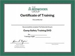 examples of certificates of completion training certificate training certificate template free sample