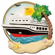 cruise ship ornament vacation personalized ornament personalized