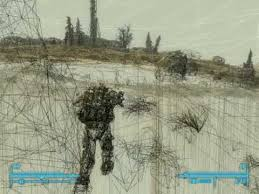 fallout 3 wire frame mode