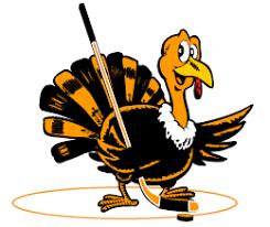 a hockey gives thanks thanksgiving hockey