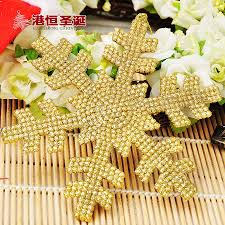 aliexpress com buy christmas snowflake decorations for home