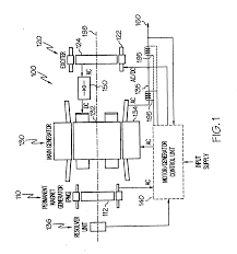 patent us20050225303 gas turbine engine starter generator